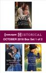 Harlequin Historical October 2018 - Box Set 1 Of 2