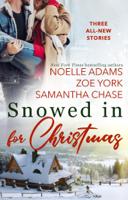 Noelle Adams, Samantha Chase & Zoe York - Snowed in for Christmas artwork