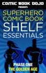 Superhero Comic Book Shelf Essentials