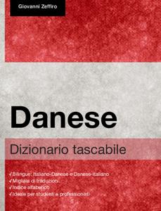 Dizionario Tascabile Danese Copertina del libro