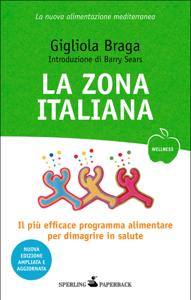 La Zona italiana Libro Cover
