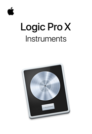 Logic Pro X Instruments book