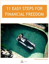 11 EASY STEPS FOR FINANCIAL FREEDOM