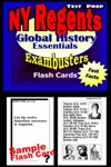 NY Regents Global History Test Prep Review--Exambusters Flashcards