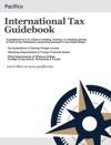 International Tax Guidebook