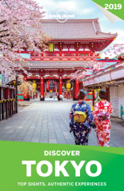 Lonely Planet's Discover Tokyo 2019 Travel Guide book