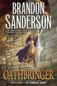 Oathbringer Book Cover