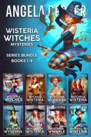 Wisteria Witches 8-Book Series Bundle book