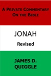 A Private Commentary On The Bible Jonah