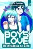 Boy's Love - Os Mistérios De Llyr