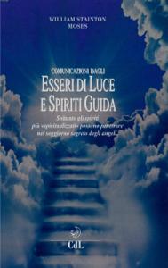 Comunicazioni dagli Esseri di Luce e Spiriti Guida Copertina del libro