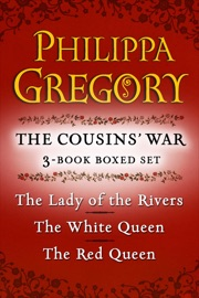 Philippa Gregory's the Cousins' War 3-Book Boxed Set PDF Download