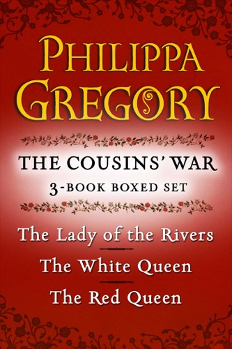 Philippa Gregory - Philippa Gregory's the Cousins' War 3-Book Boxed Set