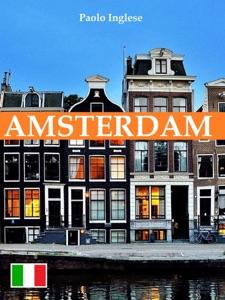 Amsterdam guida italiano Book Cover