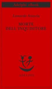 Morte dell'inquisitore Book Cover