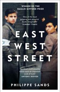 East West Street Boekomslag
