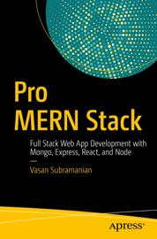 Pro MERN Stack book