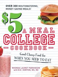 $5 a Meal College Cookbook book
