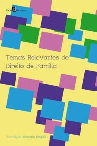 Temas relevantes de direito de família Book Cover