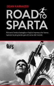 Road to Sparta da Dean Karnazes Copertina del libro
