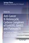 Anti-Cancer N-Heterocyclic Carbene Complexes Of GoldIII GoldI And PlatinumII