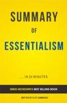 Essentialism By Greg McKeown  Summary  Analysis