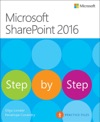Microsoft SharePoint 2016 Step By Step 1e