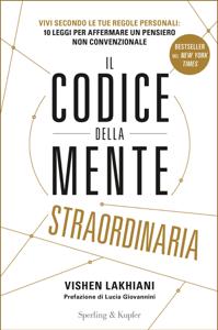 Il codice della mente straordinaria Libro Cover