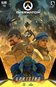 Overwatch #12 Book Review