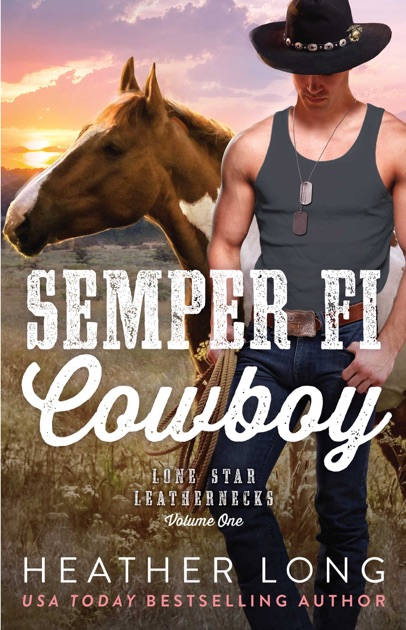 ce1804e8e1a Semper Fi Cowboy by Heather Long on Apple Books