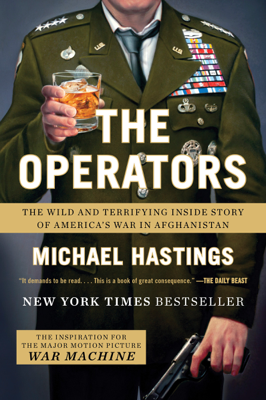 The Operators - Michael Hastings book