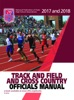 2017-18 Track and Field and Cross Country Officials Manual