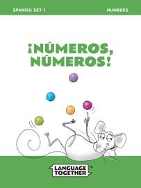 Spanish Numbers Read Aloud Book Spanish Set One