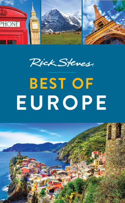Rick Steves Best of Europe - Rick Steves book