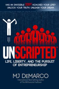 Unscripted Libro Cover