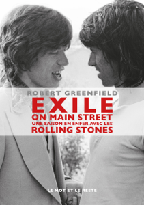 Exile on Main Street Couverture de livre