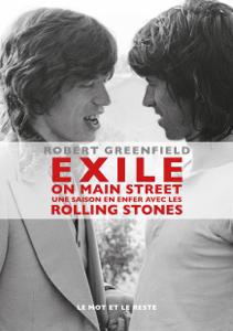 Exile on Main Street Couverture de livre
