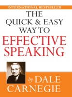 The Quick and Easy Way to Effective Speaking ebook Download