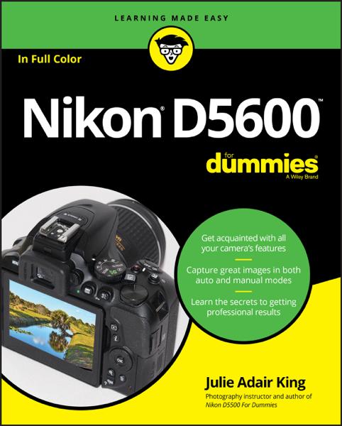 Download Nikon D5600 For Dummies PDF Full