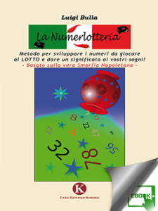 La numerlotteria Copertina del libro