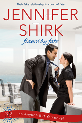 Jennifer Shirk - Fiance by Fate book