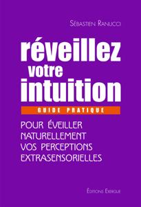 Réveillez votre intuition La couverture du livre martien
