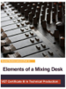 Benjamin Pisani - Element of a Mixing Desk  artwork