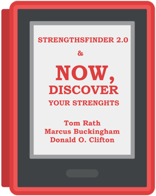 StrengthsFinder 2.0 & Now, Discover Your Strengths - Tom Rath book