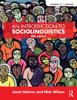 Janet Holmes & Nick Wilson - An Introduction to Sociolinguistics artwork