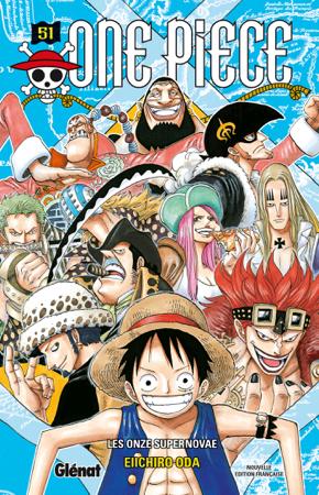 One Piece - Édition originale - Tome 51 - Eiichiro Oda