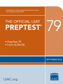 The Official LSAT PrepTest 79