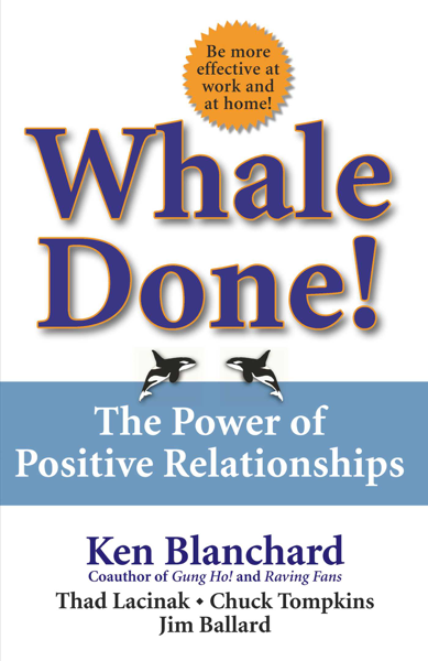 Whale Done!