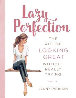 Lazy Perfection - Jenny Patinkin book