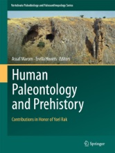 Human Paleontology And Prehistory